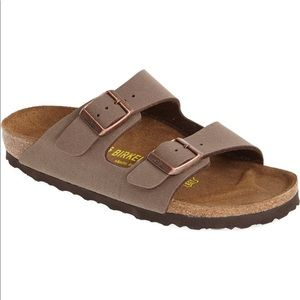 NEW! Women Brown Birkenstock